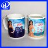 Tasses en céramique de dessin animé Tasse de lait en céramique à changement de couleur chaude