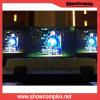 Afficheur LED pH6.25 de publicité polychrome d'intérieur