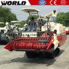 4LZ-4.0e Mini 1.4m3 moissonneuse de riz de la machine avec trémie à grain