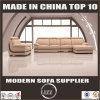 Sofa mûr de cuir de salle de séjour de la couleur 2017