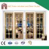 Алюминий Германии Toughhened стекла боковой сдвижной двери