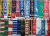 Профессиональный акриловый шарф футбола (SS10-3K000)