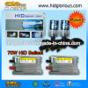 Kit del xenón de la luz del coche de H7 70W OCULTADO