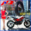 La Chine fournisseur 450-12 moto de caoutchouc naturel tube intérieur