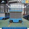 Arbeitsbühne-Aufzug des hydraulischen Schlussteil-500kg elektrischer