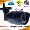 Беспроводная ИК-стандарту ONVIF 2.0-мегапиксельная веб-камера IP сети