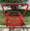 90*70*59 [كم] تسوق حامل متحرّك عربة لأنّ مغازة كبرى مع 8 بوصة صلبة [بو] عجلات