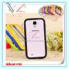 Samsung Galaxy S4 I9500 I9502 I9505를 위한 명확한 Acrylic + TPU Cell Phone Case