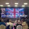 Feuerfester Video-Trennvorhang des Samt-LED