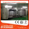 Machine van de Deklaag van de Verdamping van de weerstand de Thermische/Vacuüm Thermische Verdamping Metallizer, de Thermische Machine van het Deposito
