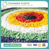 Bouchon de remplissage de carbonate de PP coloré masterbatch en matières premières en plastique