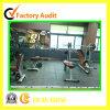 Elástica suave Fitness Gym Rubber Mat / Planta de interior / Gimnasio Mat