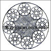 특수 목적 철강선 밧줄 8X19s+FC