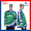 Hockey sur glace des hommes d'allumette d'équipe de sublimation de vêtements de sport de modèle de mode de Healong Jersey