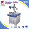 20W 30W de Laser die van het Metaal van het Roestvrij staal Machine voor de Machine van de Gravure van het Embleem van de Druk van het Metaal van het Aluminium merken