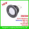 Nouveau 6W DEL Spot Lamp (UP-V22GU10-6W)