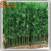 Вал завода сразу напольного украшения фабрики искусственний Bamboo