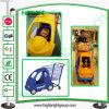 Einkaufszentrum Child Shopping Trolley mit Toy Spaziergänger