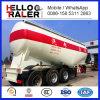 건조한 시멘트 수송 새로운 트럭 트레일러
