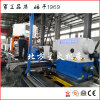 기계로 가공 강철 롤 (CG61160)를 위한 큰 수평한 CNC 선반