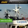 CE 400W Rooftop Wind Turbine Monitoring Use de support