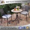 Mosaico domestico buono di terracotta di stili di Furnir T-023 Outdoor&Indoor una mobilia stabilita dei 3 bistrot della parte