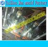 De plastic Buis die van de Douane de Vorm van de Elektronische Component passen