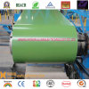 Color Coated Aluminum Coil con el Precio-PE-Green de Competitive