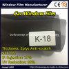 pellicola Graffiare-Resistente della finestra di automobile della pellicola di controllo di 2ply 5% Vlt Sun, pellicola della tinta della finestra di automobile