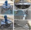 Bouilloire à cuire industrielle revêtue de vapeur d'acier inoxydable
