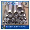 炭素鋼水フィルター管かワイヤーによって包まれるフィルター網