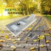 25W van de LEIDENE van de Legering van het aluminium het Geïntegreerdea Licht ZonneTuin van de Straatlantaarn