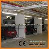 Система стоянкы автомобилей автомобиля Vechiles подвала 2 штабелеукладчика автомобиля серии Ptpp стоянкы автомобилей Mutrade