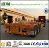 20FT 40FT Aanhangwagen van de Chassis van de Container de Skeletachtige Semi