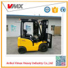 3 Tonne Battery Forklift mit 80/500 Level Voltage