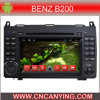 Reprodutor de DVD Android do carro para o Benz B200 com GPS Bluetooth (AD-7075)