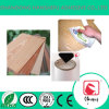Pegar madera chapa pegamento blanco