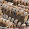 Hammerbrecher zerteilt hohen Mangan-Stahl-Hammer