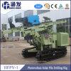 precio de fábrica, Rotary montón máquina de perforación para la venta