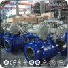 Válvula de esfera assentada metal para a indústria de água cinzenta