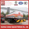 camion de pétrole de camion-citerne aspirateur de l'essence 15000L