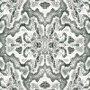 Nuevo diseño impreso telas de lana Tejido de poliéster (TLD-108)
