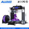 Более быстро подогрейте наборы принтера DIY Reprap Prusa I3 3D высокой точности