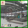 門脈の軽いフレームの鉄骨フレームの倉庫の構築