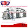Qda serie de embalaje de aluminio farmacéutico de impresión y máquina de recubrimiento