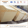 Panneau à isolation polyuréthane pour matériaux de construction