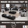 Boa qualidade de design italiano Sala Material puro sofá de couro Definir LZ2188