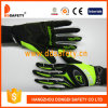 Ddsafety 2017 sports verts emballant des gants