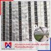 Энергосберегающая 25%~70% внутренняя алюминиевая ткань тени