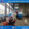 중국 유압 강 사용 절단기 흡입 모래 준설선